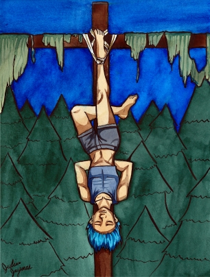 The Hanged Man.